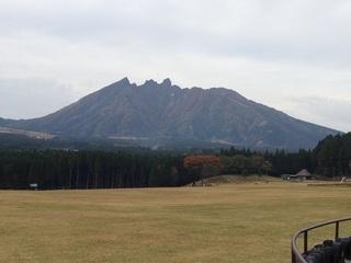 阿蘇・中岳