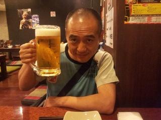"""しゃかりき432""""で男前ビール"""