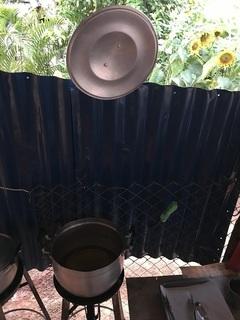 鍋蓋もかけられます