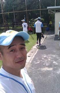 幸せ実践塾−傷つきやすい、内気、自信がない、を幸せ体質に改善します。-ソフトボール練習